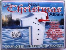 Near Mint (NM or M-) Christmas Music Cassettes