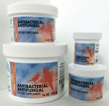 Morning Bird Antibacterial / Antifungal Dietary Supplement for Birds