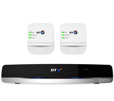 BT 077328 YouView+ 500 GB Box Cable Ethernet Satellite Receiver