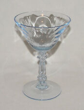 "PERFECT Vintage Moonlight Blue Cambridge ""CAPRICE"" Champagne Goblet - 6 Avail.!"