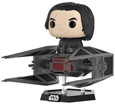Star Wars The Last Jedi - Kylo in Tie Fighter - Funko Pop! Del (2017, Toy NUEVO)