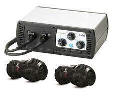 Hydor Wavemaker 2 Controller and 2 Koralia 1550 (1550gph) 12V Pumps