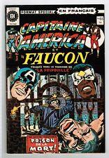FRENCH COMIC FRANÇAIS EDITION CAPITAINE AMERICA   # 66