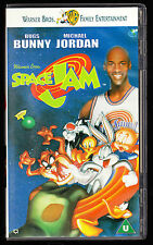 Disney Space Jam VHS