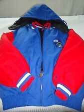 NEW size Medium  Giants Reversible Pro Player Winter Jacket w Detachable Hood