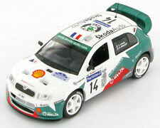 Skoda Fabia WRC Auriol - Giraudet  Tour de Corse 2003 1:43