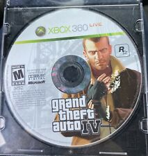 Grand Theft Auto IV (Microsoft Xbox 360 - Missing Original Case)