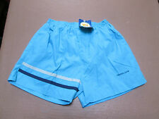 Blue sporty shorts by Muzzo Club, size Medium, New with tags