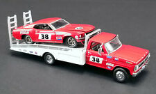 Greenlight - Ford Ramp Truck with #38 1969 Mustang - Allan Moffat - 1:64 by ACME