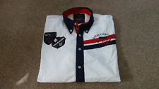 Paul & Shark Yachting navegar camiseta polo camisa jersey talla M camisa Retro Vintage