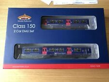 Bachmann Class 150/2 First Great Western Purple Limited Edition Brand New. FGW
