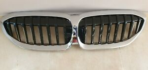 BMW OEM kidney grill UN-USED for 3 series G20 part no 51138075665