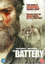 The Battery DVD (2014) Jeremy Gardner ***NEW***