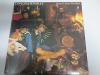 """Captain & Tennille """"Come In From The Rain"""" Factory Sealed 12"""" Vinyl LP Record"""