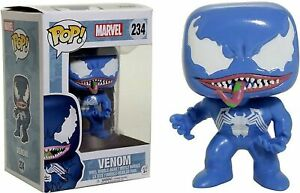 Funko POP! VENOM [Blue] #234 Marvel Spider-Man Vinyl Figure