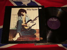 BILLY SQUIER - don't say no    LP 1981