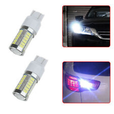 2pcs Car Auto 6000K Super White Back Up Reverse LED Lights Bulb Car Accessories