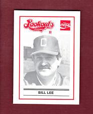 BILL LEE ~ 1989 Chattanooga Lookouts LEGENDS II Regional History Museum