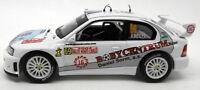 Ixo 1/43 Scale Diecast - Rally55 Hyundai Accent WRC Monte Carlo Rally 2004