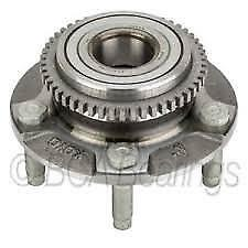 Wheel Bearing and Hub Assembly Front BCA Bearing WE61513 fits 94-04 Ford Mustang