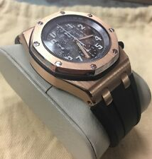 Audemars Piguet Royal Oak Offshore Chronograph 18K Rose Gold 42mm
