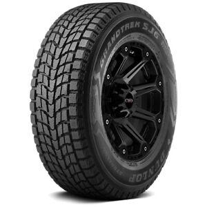 205/70R16 Dunlop Grand Trek SJ6 97Q SL/4 Ply BSW Tire