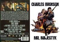 Mr. Majestyk ~ DVD ~ Charles Bronson, Linda Cristal (1974) KLI