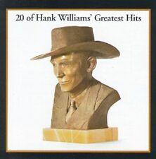 Hank Williams, Hank Williams Sr. - Greatest Hits [New CD]