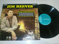 "Jim Reeves Song Zu Warm The Heart 1972 - France Edition LP 12 "" vinyl VG/VG"