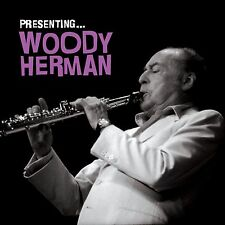 Woody Herman: Presenting Woody Herman (CD 2007) New & Sealed 5022508206840