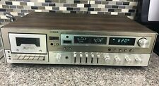 Fisher Model Number Mc-4155 Audio Component System Cassette Tape Deck Radio
