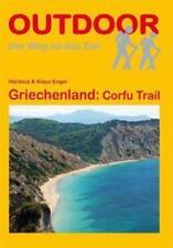 Griechenland: Corfu Trail von Hartmut Engel und Klaus Engel (2011, Taschenbuch)