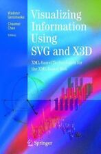 Visualizing Information Using SVG and X3D-ExLibrary