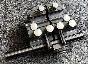 "Cambo Ultima D View Camera ""Shortblock"" the ""Bones"" of the Actus XL 35/DB"