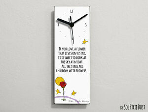 The Little Prince Quotes - Le Petit Prince Quote - If you love a flower ....