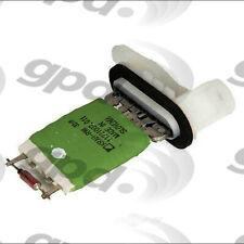 HVAC Blower Motor Resistor Global 1711732