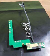 LED BUTTON BOARD ba58-01961a da notebook Samsung np-x11e TOP!