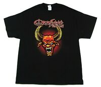 Ozzfest 2004 Demon Head Black T Shirt New Official Ozzy Osbourne Tour