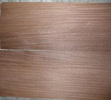 """Quarted Wenge  wood veneer 10""""x25"""""""
