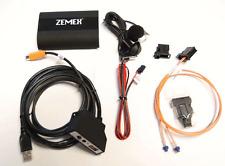 Zemex V4 Bluetooth Freisprechanlage für Porsche 911 Cayman `03-10 PCM 2 PCM 2.1