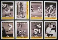 FREE* 1958 WORLD SERIES CARD SET NEW YORK YANKEES MILWAUKEE BRAVES BERRA SKOWRON