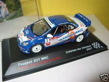 PEUGEOT 307 WRC CRITERIUM DES CEVENNES 2007 SCALE 1/43