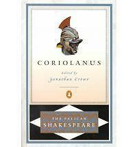 Coriolanus (The Pelican Shakespeare)-ExLibrary