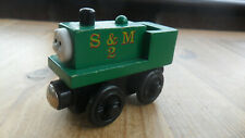 Thomas Tank Engine & Friends Wooden Train - NEIL -  BRITT ALLCROFT - POST DISCS