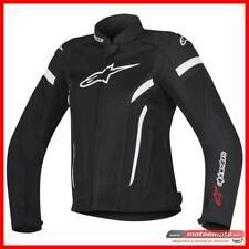 Giacca Moto Estiva Alpinestars Stella T Gp Plus R V2 Air Nera Protezioni Donna