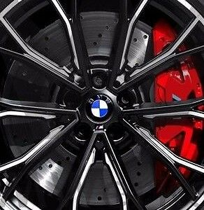 BMW OEM Red M Performance Sports Brake Kit For G30 G31 G38 G11 G12 5 & 7 Series