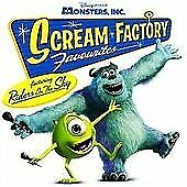 Riders In The Sky : Monsters Inc - Scream Factory Favourites CD Amazing Value