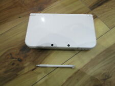 New Nintendo 3DS LL XL White w/touch pen Japanese p966