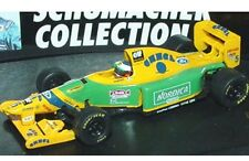 Minichamps 510 938705 Benetton Ford B193 F1 Modelo de Coche M Schumacher 1993 1:87th