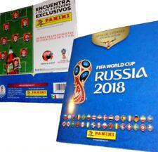 NEW SOFTCOVER ALBUM ⚽ PANINI FIFA WORLD CUP RUSSIA 2018 MEXICAN MEXICO EDITION ⚽